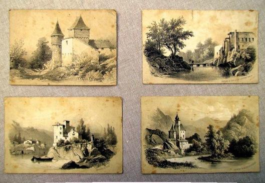 cartes postales AVANT